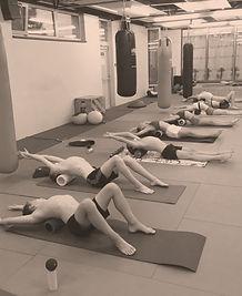 Movement preparation training Bratislava Petržalka