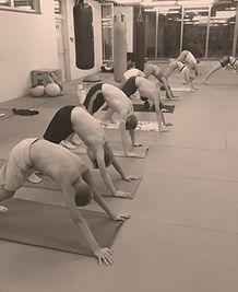 Movement preparation training Čunovo