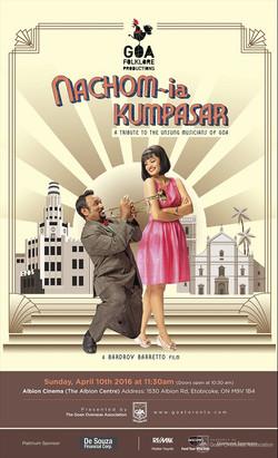 Nachom-ia-Kumpasar Poster
