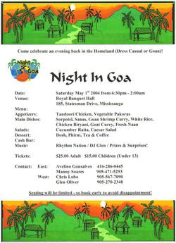 Rhythm Nation - Night in Goa 2004