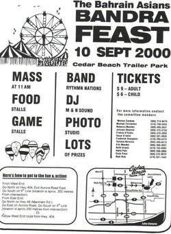 Rhythm Nation - Bandra Feast 2008