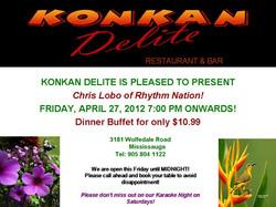 Rhythm Nation - Konkan Delite
