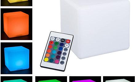 Les cubes illuminés