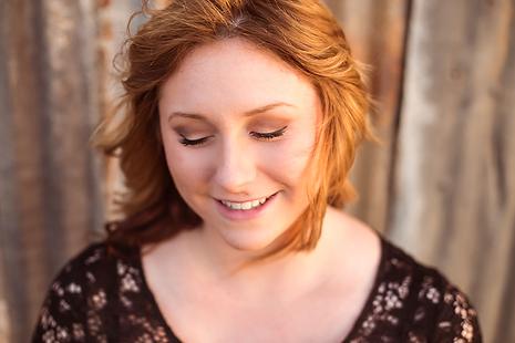 High School Senior portrait photography outdoor natural light in Sacramento