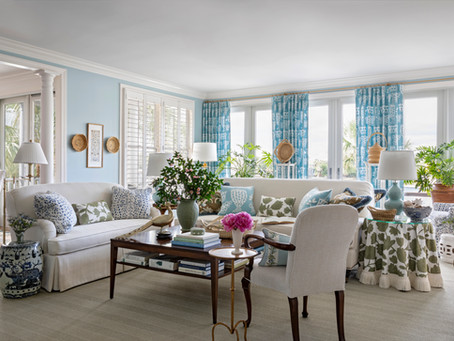 A Layered Living Room
