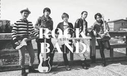 1.ロックバンド