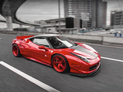 Ferrari - Lexani