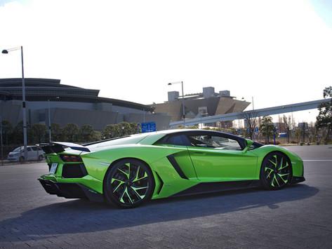 Lamborghini Aventador - Lexani