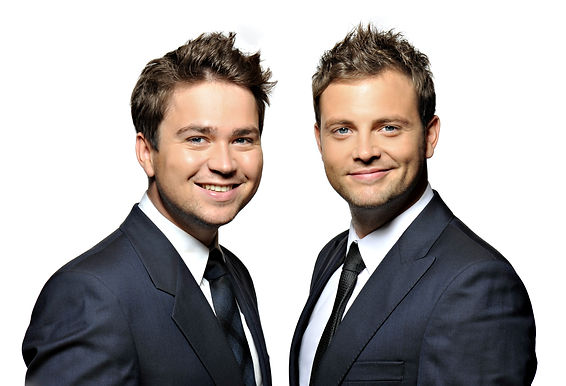 Sam & Mark - TV Presenters, event hosts and public speakers