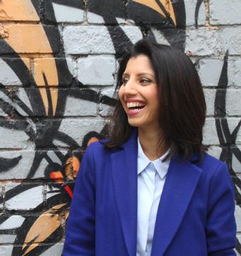 Geeta Pendse - Broadcaster and TV Presenter