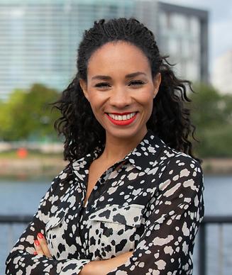 Michelle Ackerley - TV Presenter
