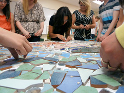 St. Malachy's Mosaic Project-Yvon Gallant work May 2012 (12)-min