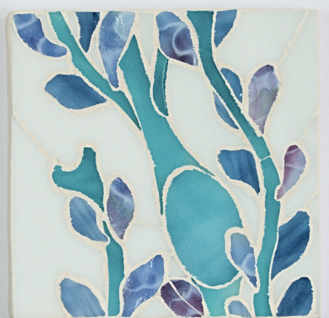 Seaweed #11 6x6 Sheryl Crowley FAM 2020.