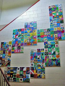 Mental Health Tiles Project hung final October 2011 056-min
