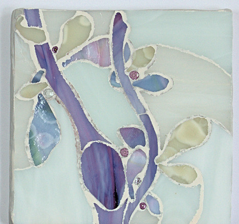 Seaweed #10 6x6 Sheryl Crowley FAM 2020.