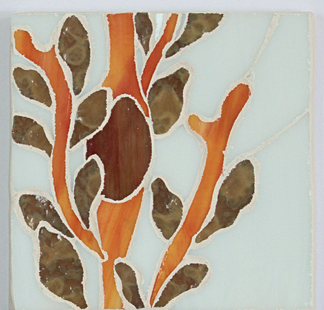 Seaweed #13 6x6 Sheryl Crowley FAM 2020.