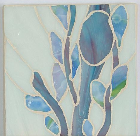 Seaweed #14 6x6 Sheryl Crowley FAM 2020.