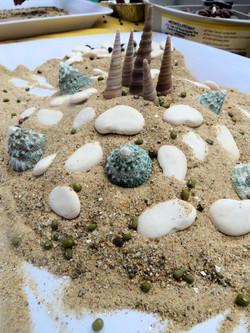 ARTrageous Kids 2013 Sand Mosaic wkshps. June Kingsbrea Gardens (8)-min