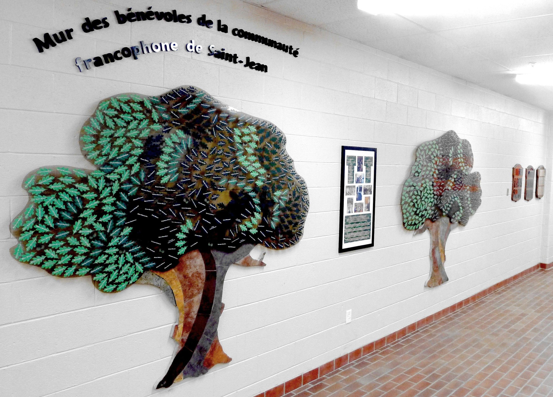 Mur des Benevoles finished 2011-min
