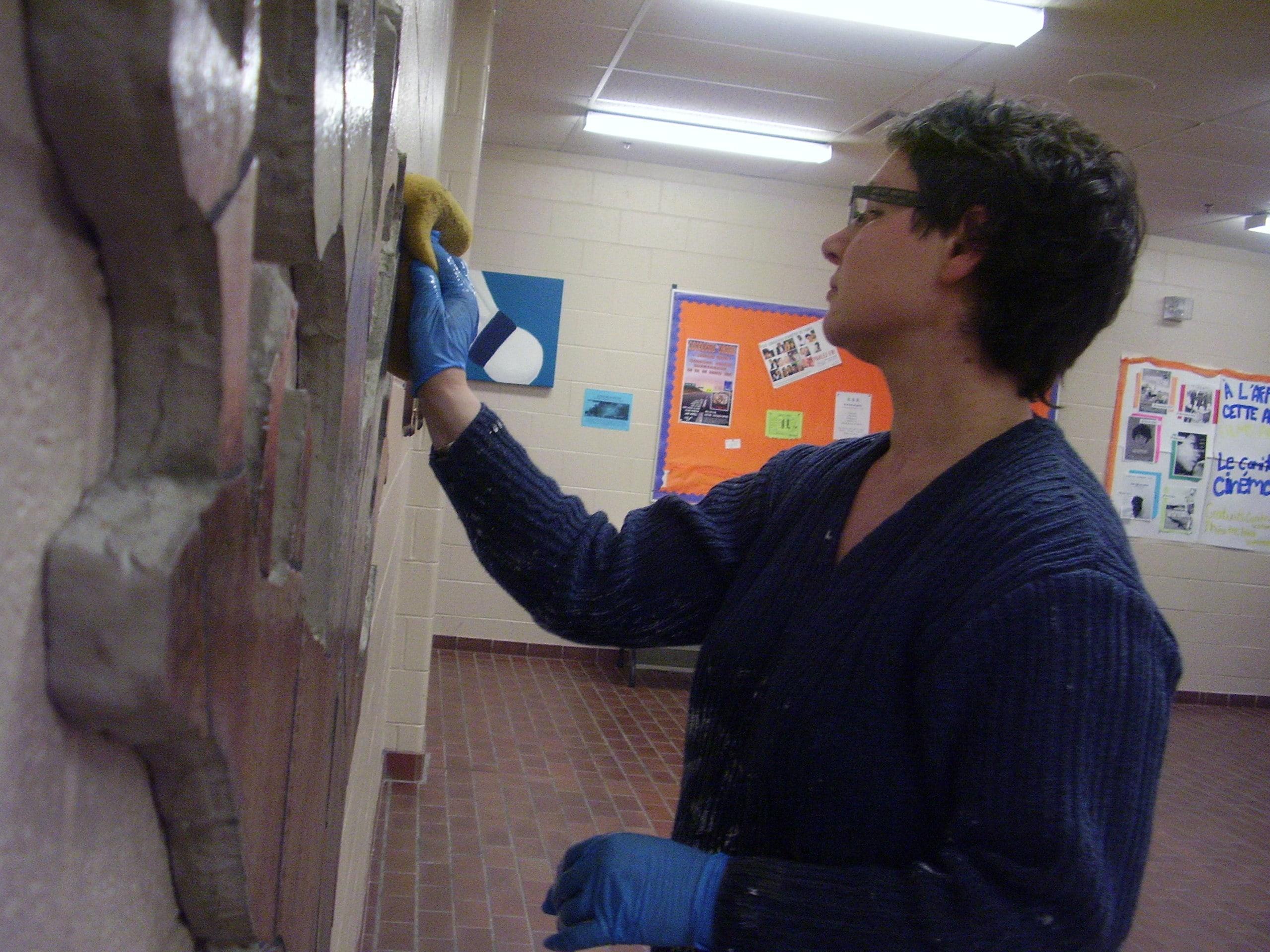 l'ARC-f Mur des benevoles Feb-March 2011080-min