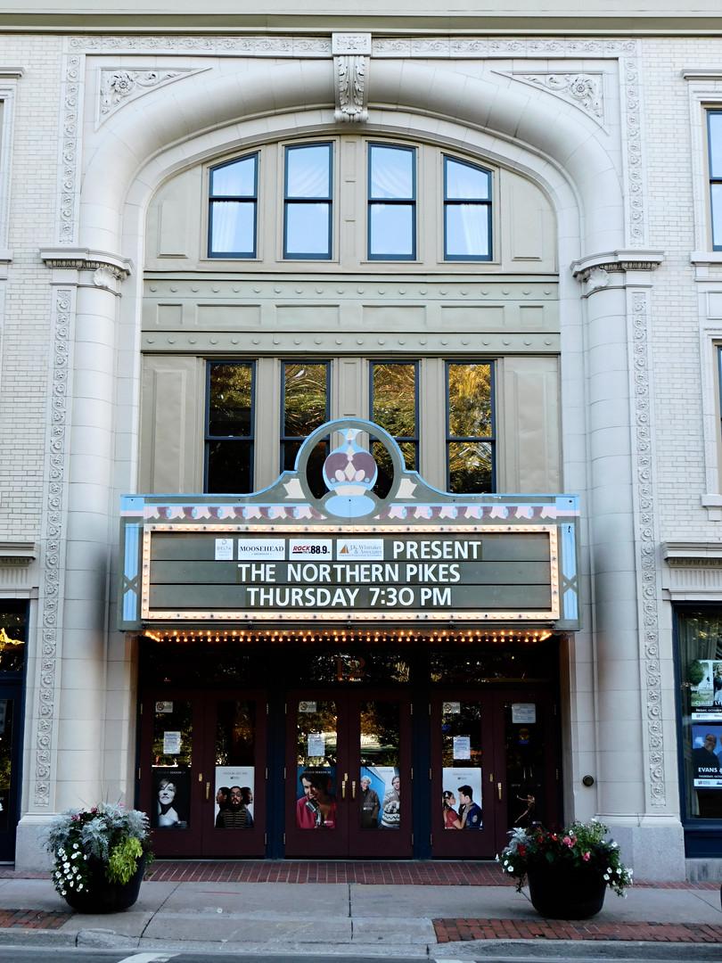 Imperial Theatre exterior, Saint John, NB