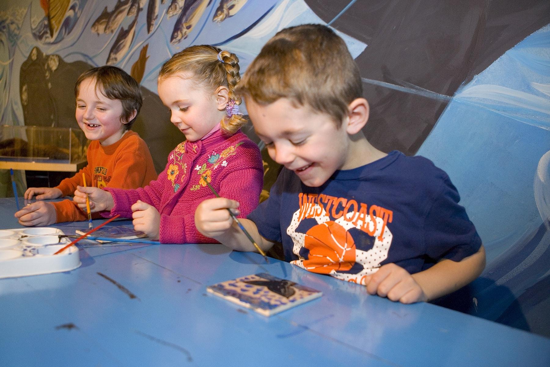 Disney Legacy - Whale of a Time - 3 kids B-min