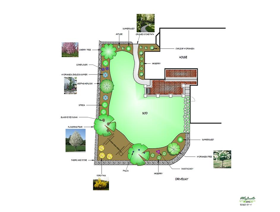 walkway and patio design