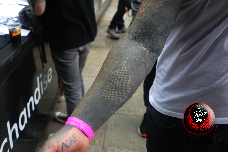 Huzz Ink at London