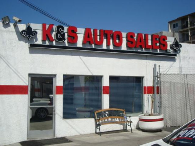 K&S AUTO SALES
