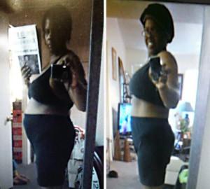 Venita lost 52 pounds with GIA Trim!