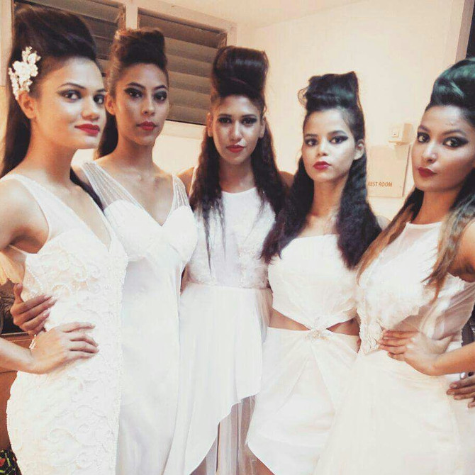 Bina Punjani Hair Studio - Official Style Partner for IFFI Fashion Weekend
