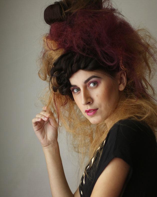 Bina Punjani Presents Avant Garde Hairstyles at Professional Beauty ...