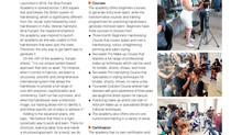 BINA PUNJANI ACADEMY features in SALON INTERNATIONAL, May 2017
