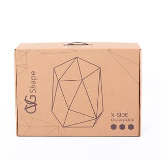 Коробка рюкзака CVG