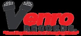 Venro Records Logo