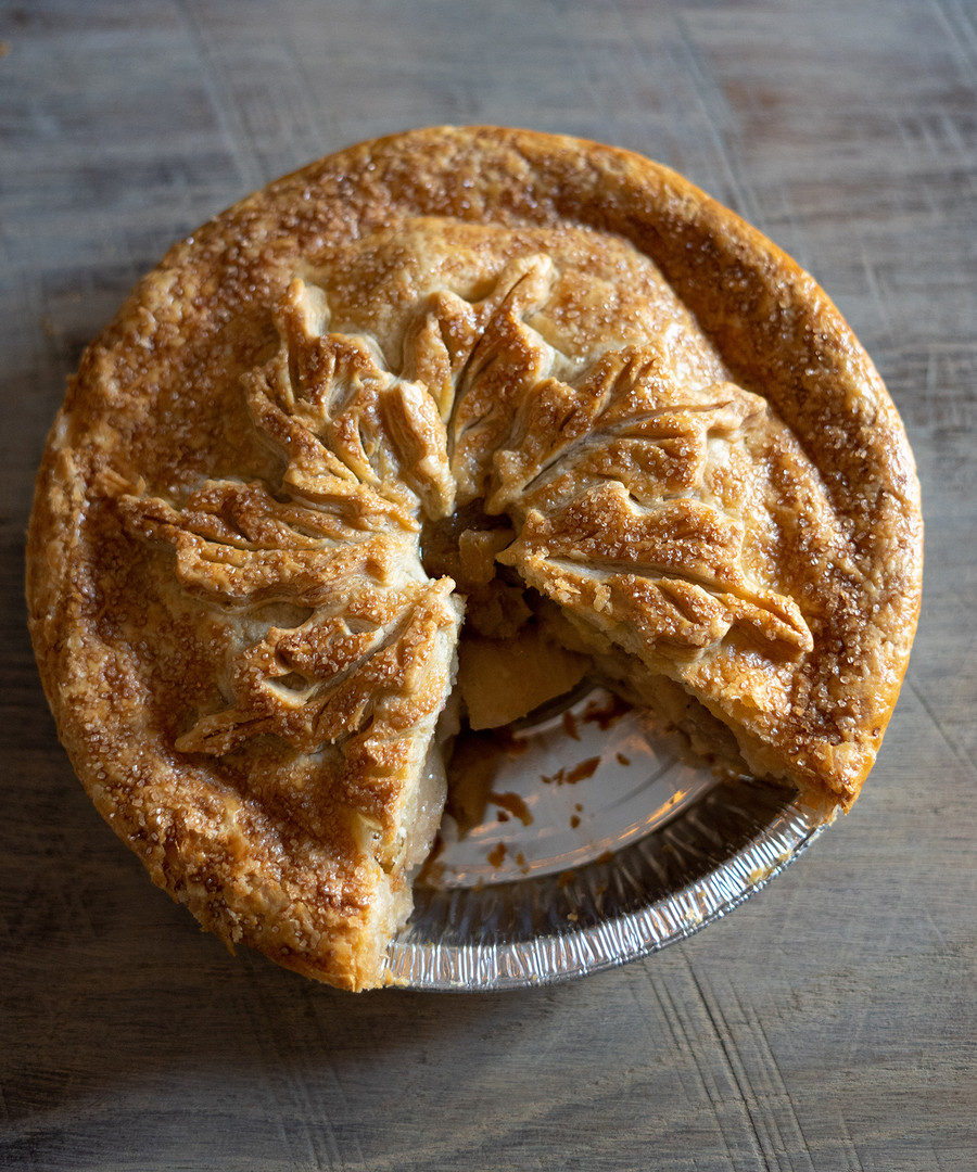 apple pie, 2019