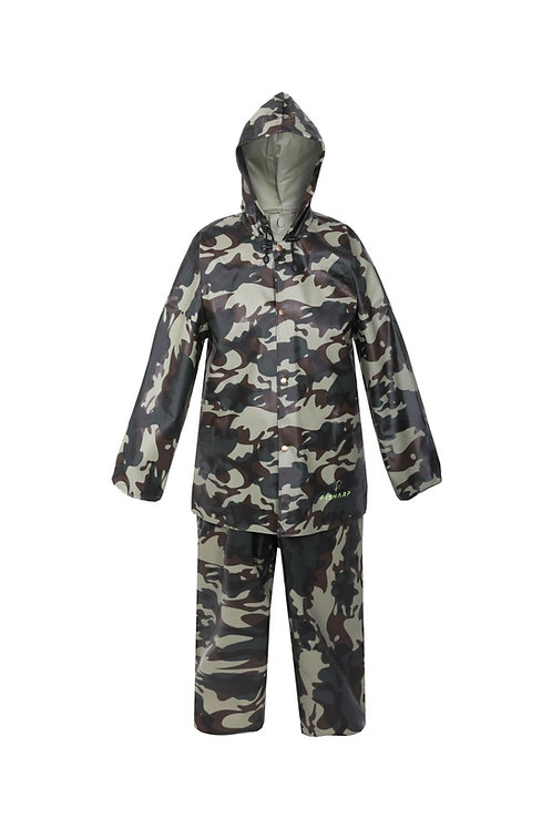 Fisharp Camo Bibs and Jacket