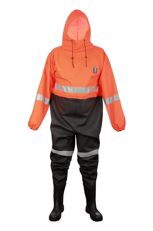 Drainage coverall