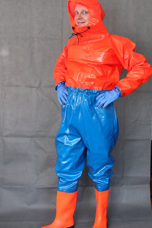 Two-Colour Extreme Drainage Coverall
