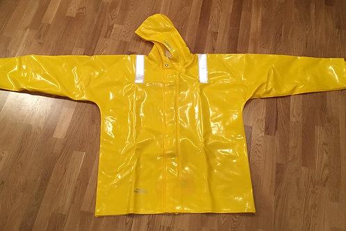 Yellow heavy jacket size 50,52,54