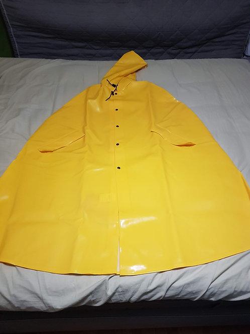 Yellow Extreme Poncho 54