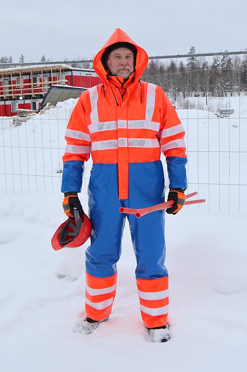 Extreme Two-Colour Coverall