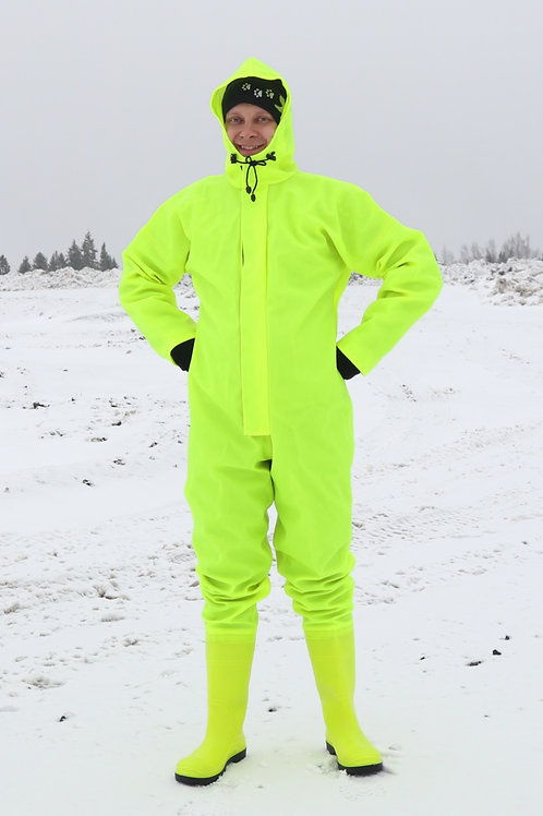 Extra Bright Coverall