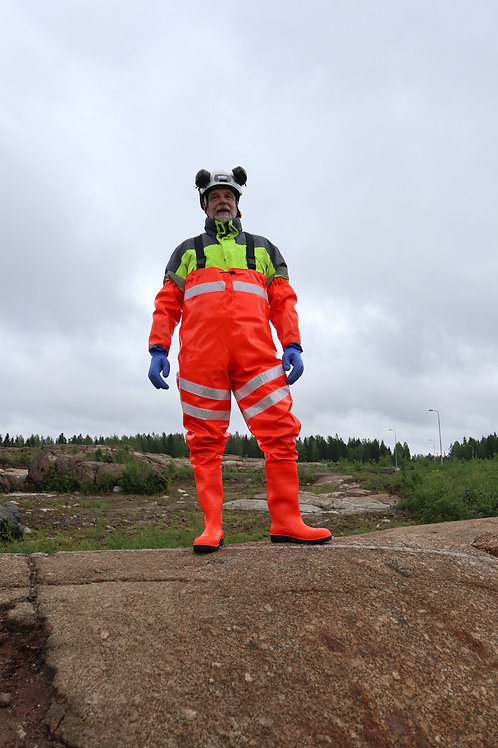 Extreme Safety Chest Waders