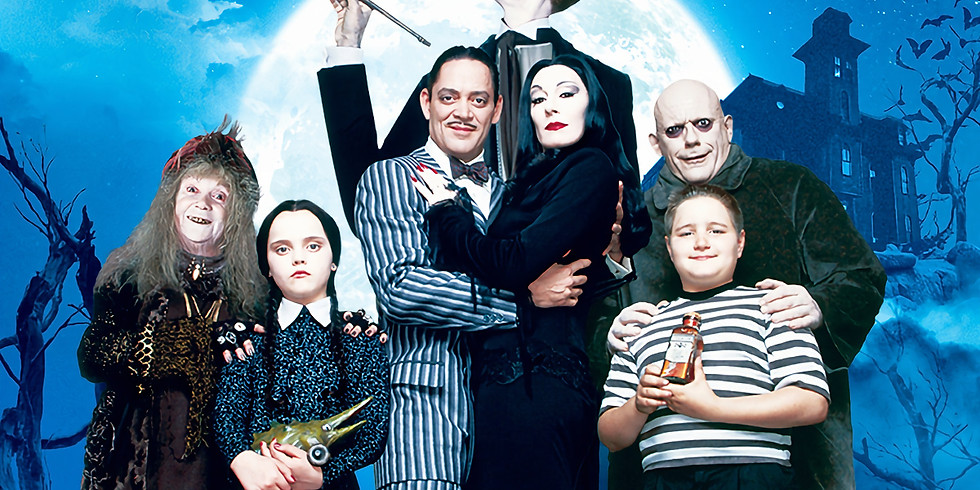 The Addams Family - 2/19 - 7:15pm