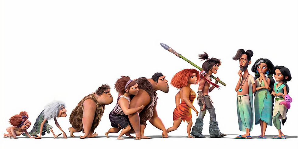 Croods - A New Age - 11/29 - 3pm