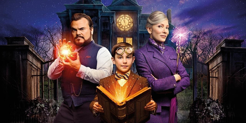 The House with a Clock in its Walls - 6/24 - 6:45pm
