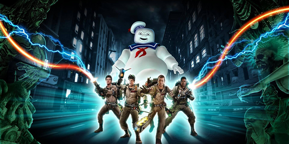 Ghostbusters Day 6/8 - 7pm Showtime