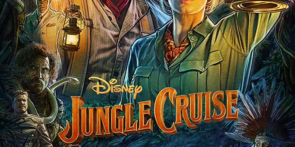 Jungle Cruise - 8/1