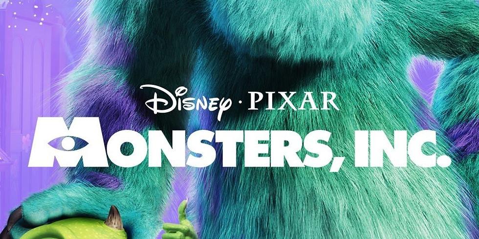 Monsters Inc - Thursday 10/22